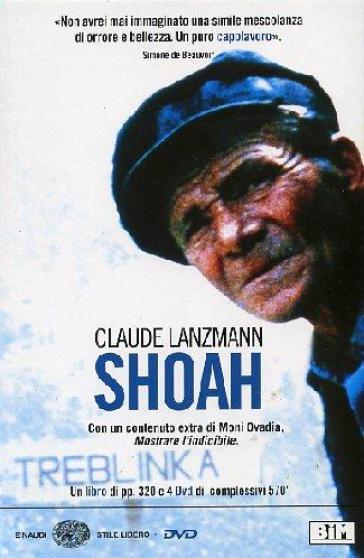 Shoah. Con 4 DVD - Claude Lanzmann |