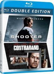 Shooter + Contraband (2 Blu-Ray)