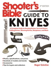 Shooter s Bible Guide to Knives