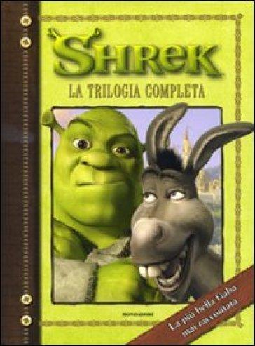 Shrek. La trilogia completa - M. De Laurentiis | Rochesterscifianimecon.com