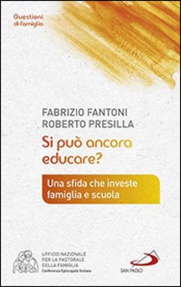 Si può ancora educare? - Fabrizio Fantoni   Kritjur.org