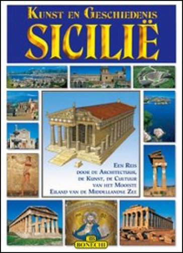 Sicilia. Ediz. olandese - J. Bourgonje |