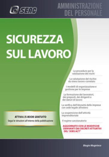 Sicurezza sul lavoro - Biagio Mugnieco |