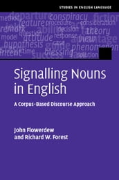 Signalling Nouns in English