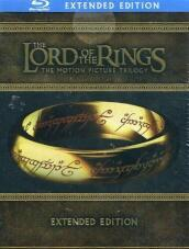 Il Signore degli Anelli - The Lord of the Rings - The motion picture trilogy (15 Blu-Ray)(extended edition) (6 Blu-ray+9 DVD)
