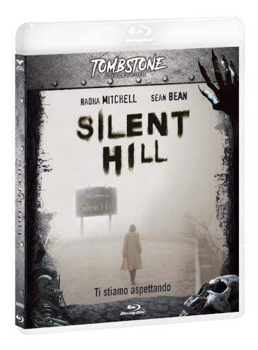 "Silent hill (Blu-Ray)(collana ""tombstone"")"