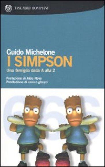 Simpson. Una famiglia dalla A alla Z (I) - Guido Michelone pdf epub