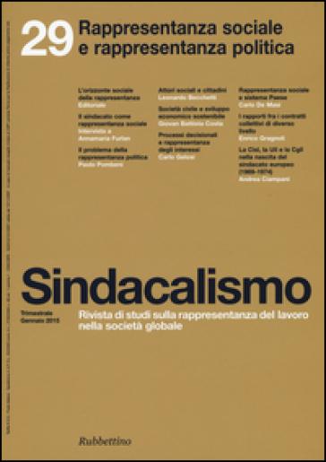 Sindacalismo (2015). 29.