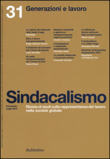 Sindacalismo (2015). 31.
