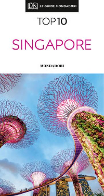 Singapore. Con Carta geografica ripiegata