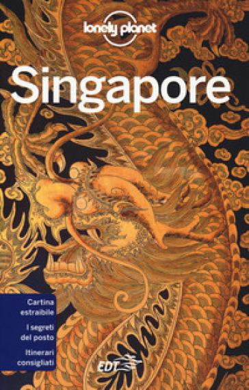 Singapore. Con carta estraibile - Ria de Jong |