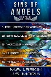 Sins of Angels Complete Collection: Books 1-5