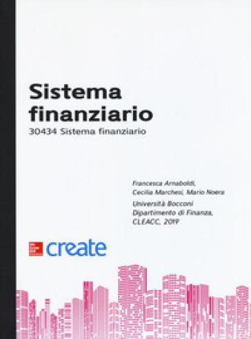 Sistema finanziario. 30434 Sistema finanziario - Francesca Arnaboldi |