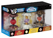 Skylanders Crystal Triple Pack 3 (I)