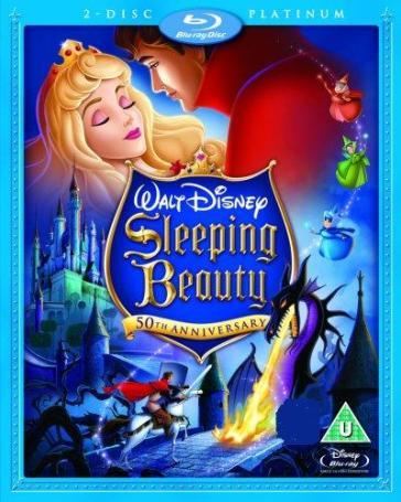 Sleeping Beauty (50Th Anniversary Platinum Edition) (2 Blu-ray) [Edizione: Regno Unito]