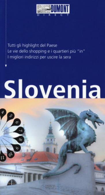 Slovenia. Con mappa - Dieter Schulze |