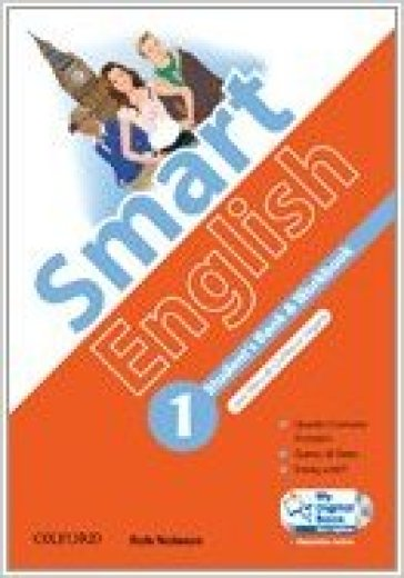 Smart English. Starter-Student's book-Workbook-Culture book-My digital book. Con espansione online. Per la Scuola media. Con CD-ROM. 1.