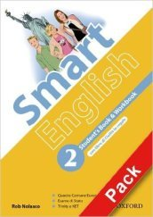 Smart English. Student's book-Workbook-My digital book. Con espansione online. Per la Scuola media. Con CD-ROM. 2.