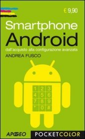 Smartphone Android. Dall
