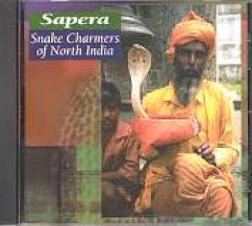 Snake charmers of north india