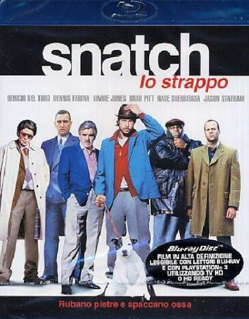Snatch - Lo strappo (Blu-Ray)