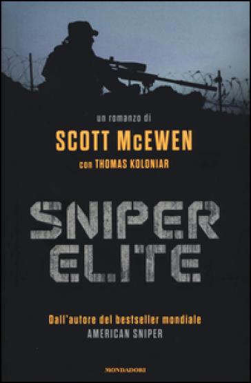 Sniper elite - Scott McEwen |