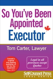 So You ve Been Appointed Executor