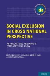 Social Exclusion in Cross-National Perspective