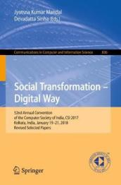 Social Transformation - Digital Way