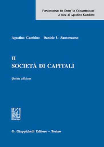 Società di capitali. 2. - Agostino Gambino pdf epub