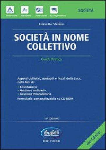 Societ in nome collettivo con cd rom cinzia de for Mobilia nome collettivo