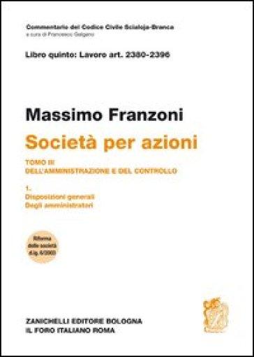 Società per azioni - Massimo Franzoni   Rochesterscifianimecon.com