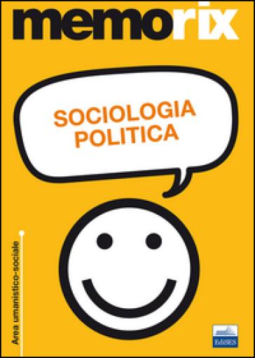 Sociologia politica - Vittorio Martone | Thecosgala.com