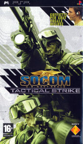 Socom: Tactical Strike + Headset
