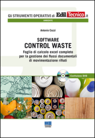 Software control waste. Ediz. cartacea