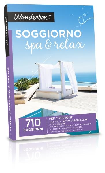 Soggiorno Spa & Relax - Cofanetto regalo - Mondadori Store