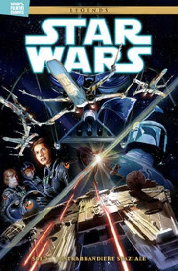 Solo. Contrabbandiere spaziale. Star Wars legends - Kia Asamiya |