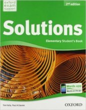 Solutions. Elementary. Student