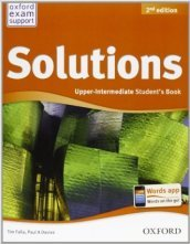 Solutions. Upper intermediate. Student
