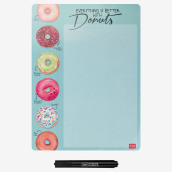 Something To Remember Magnet Board - Donuts