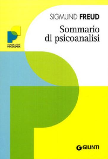 Sommario di psicoanalisi - Sigmund Freud | Kritjur.org