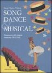 Song dance & musical. Dizionario del cinema musicale 1915-1945