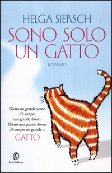 Sono solo un gatto - Helga Siersch |