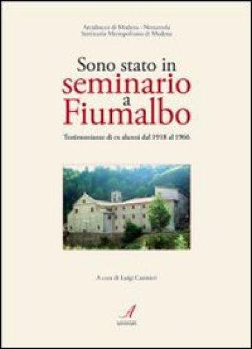 Sono stato in seminario a Fiumalbo - L. Casinieri | Kritjur.org
