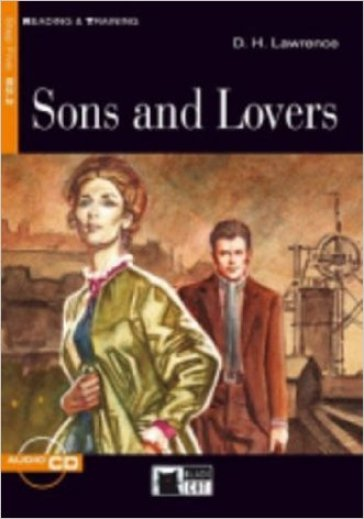 Sons and lovers. Con CD Audio - David Herbert Lawrence |