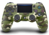 Sony Ctrl Dualshock 4 V2 Green Camo PS4