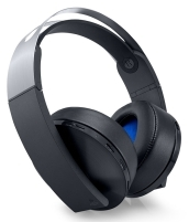 Sony Cuffie Wireless Platinum 7.1