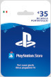 Sony PSN Hanging Card 35 Euro