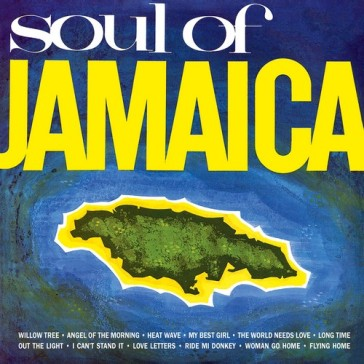 Soul of jamaica -clrd-