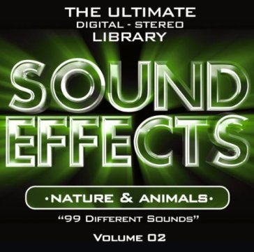 Sound effects 2 -nature &